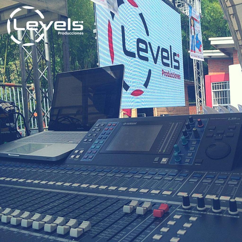 Levels Pro 21