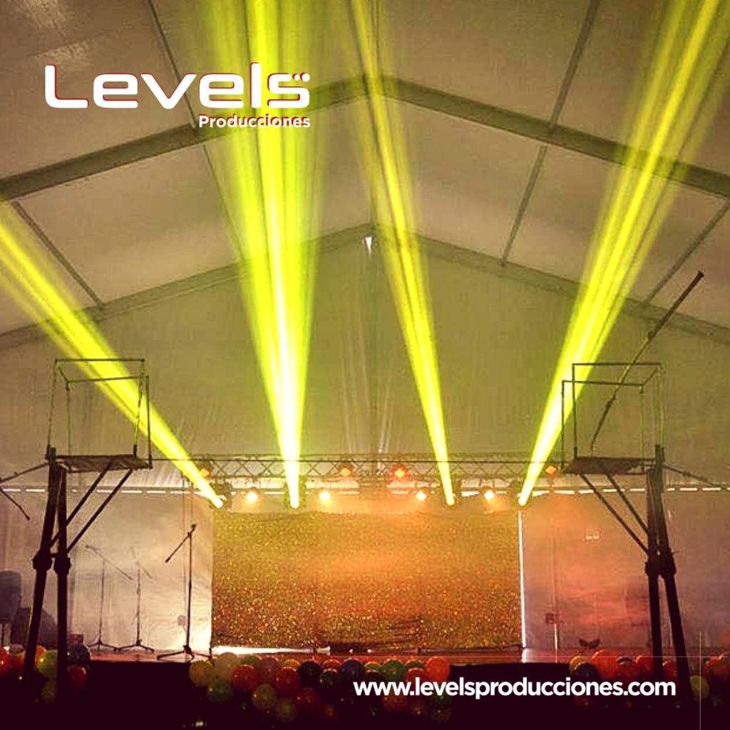 Levels Pro 43