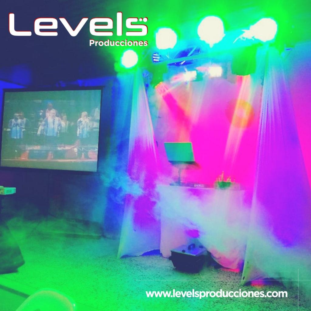 Levels Pro 48