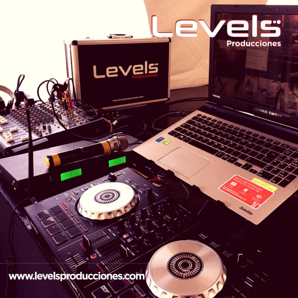 Levels Pro 54