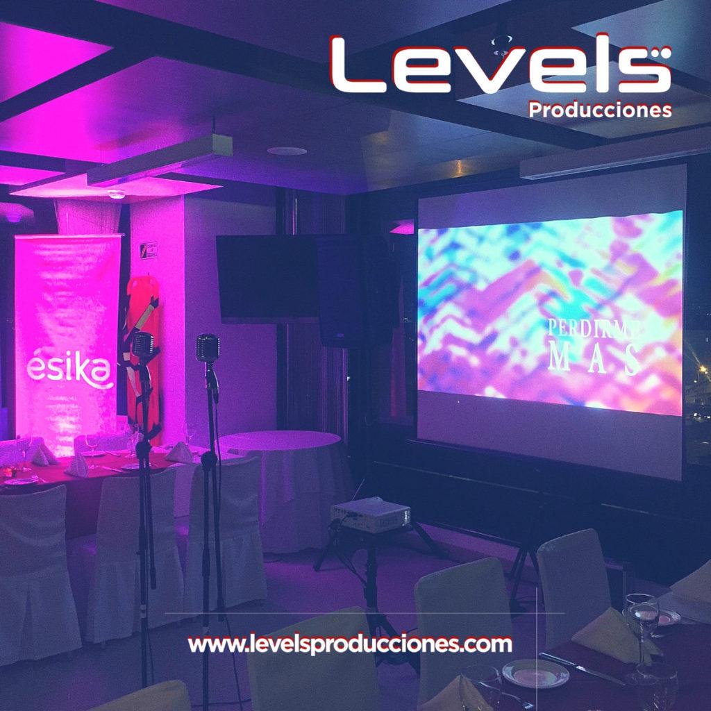 Levels Pro 63